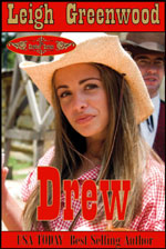 The Cowboys: DREW - Leigh Greenwood